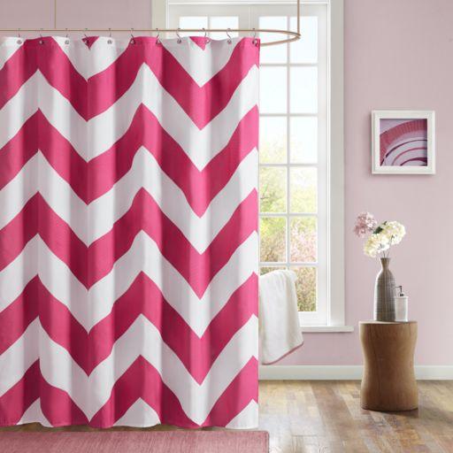 Mi Zone Virgo Fabric Shower Curtain