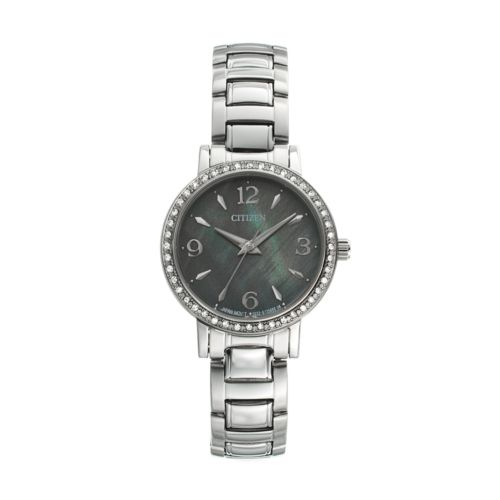Citizen Women's Stainless Steel Watch - EL3040-55N