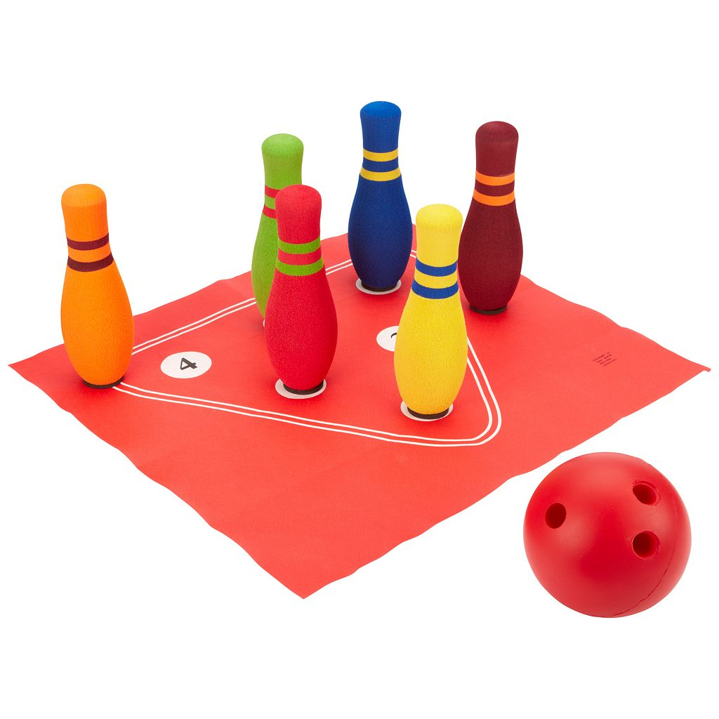 POOF My 1st Sports Bowling Set