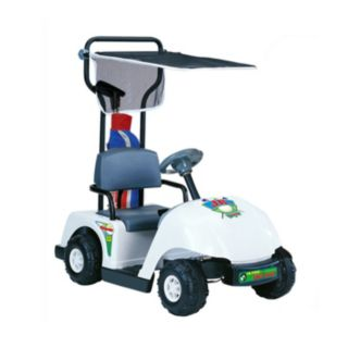 National Products 6V Ride-On Jr Pro Golf Cart