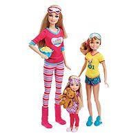 Barbie Pink-Tastic Sister Slumber Party