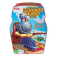 Ideal Mexican Train Game Dominoes