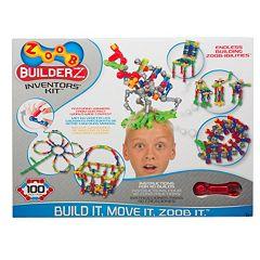 ZOOB 100-pc. Inventors' Kit