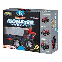 ZOOBMobile 50-pc. Fastback Monster Trucks