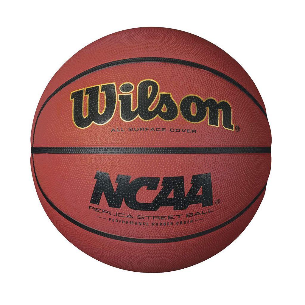 Wilson NCAA Replica Street 285 Basketball
