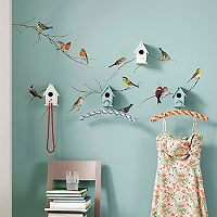 Komar Birds Wall Decal
