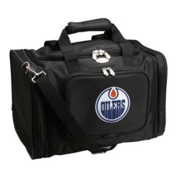 Edmonton Oilers 18-in. Expandable Duffel Bag