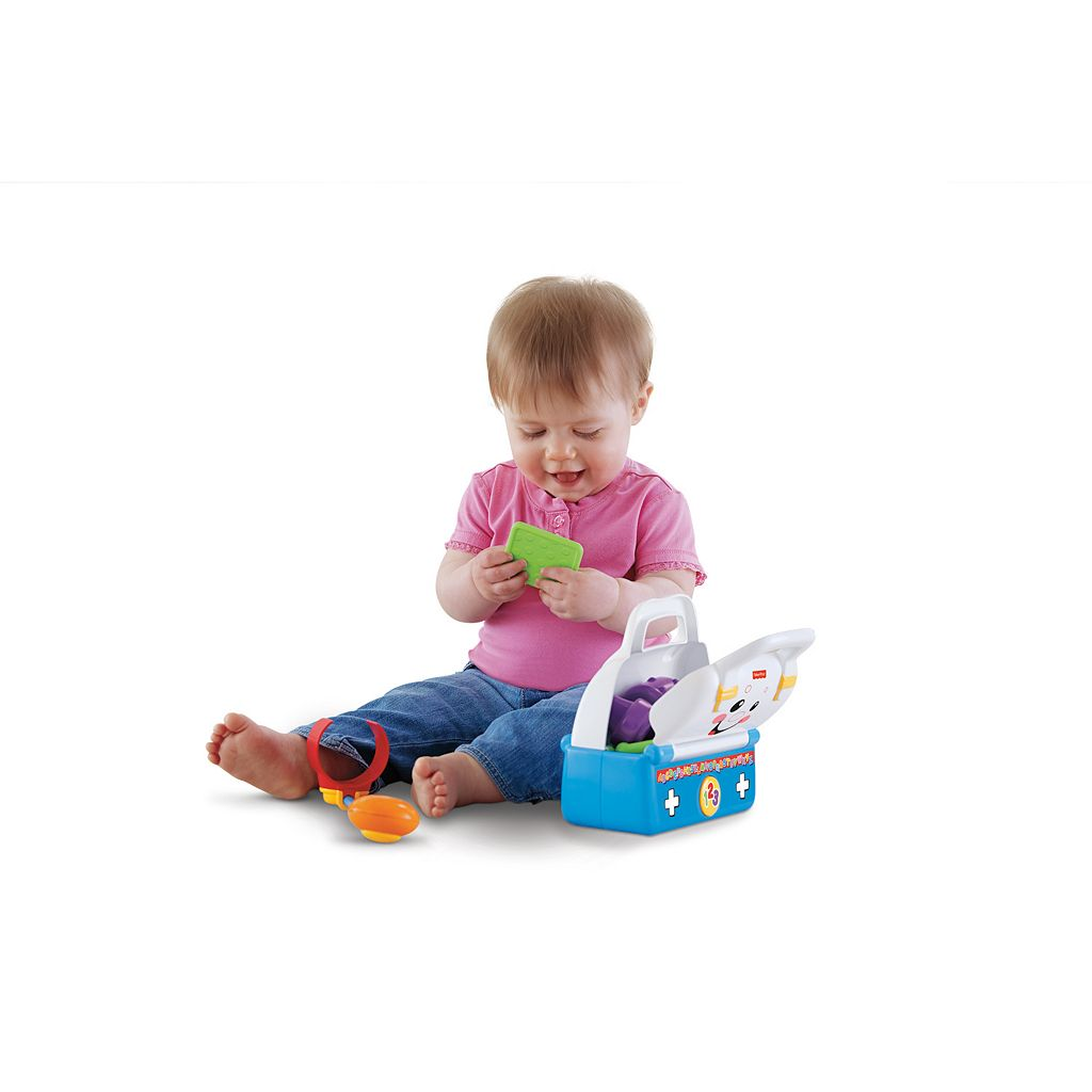 Fisher-Price Laugh and Learn Sing-a-Song Med Kit