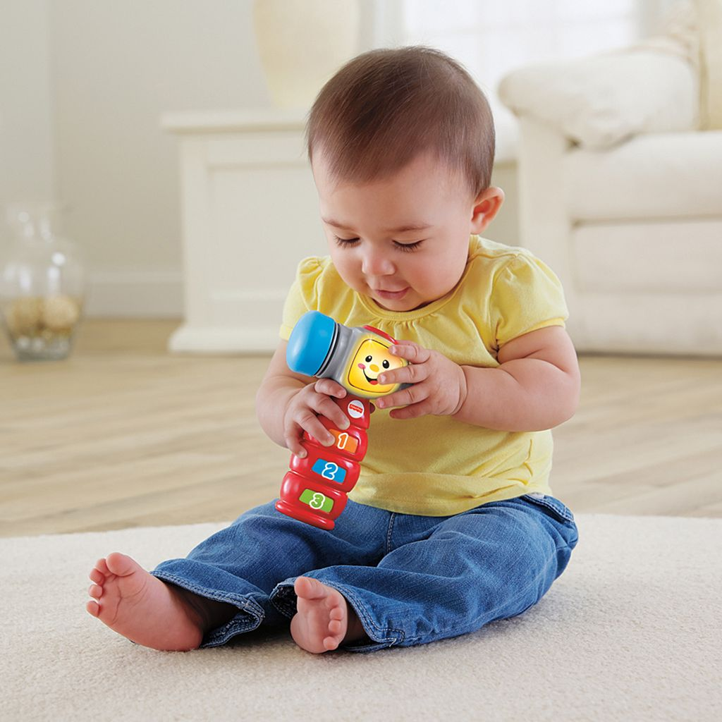 Fisher-Price Laugh and Learn Tap 'n Learn Hammer