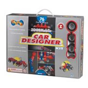 ZOOBMobile 76 pc Car Designer Kit