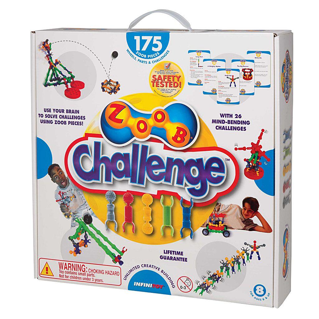 ZOOB Challenge 175-pc. Modeling Set