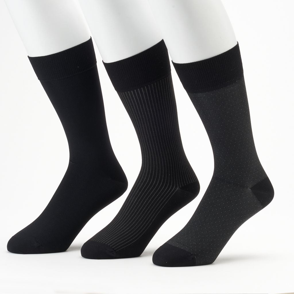 Men's Marc Anthony Microfiber Dress Socks