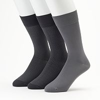 Men's Marc Anthony Microfiber Dress Socks