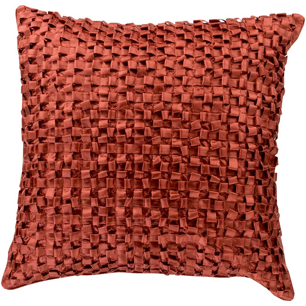 Artisan Weaver Elgg Decorative Pillow - 22'' x 22''