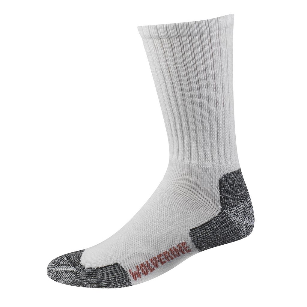 Men's Wolverine 2-pk. Performance Crew Socks