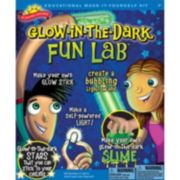 Scientific Explorer Glow-in-the-Dark Fun Lab