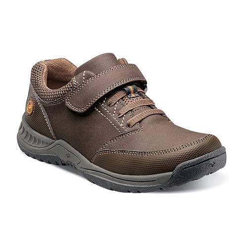 Nunn Bush Drumlin Jr. SS Boys' Comfort Oxford Shoes