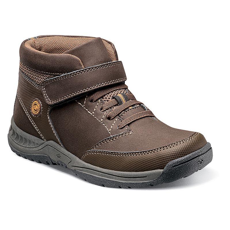 Nunn Bush Drumlin Jr. Boys' Comfort Chukka Boots