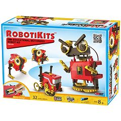 EM4 Educational Motorized Robot Kit