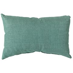 Artisan Weaver Bellingham Outdoor Decorative Pillow - 13'' x 20''