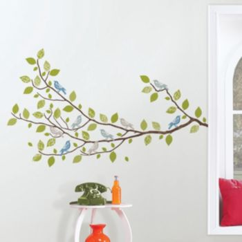 WallPops Sitting in a Tree Wall Decals