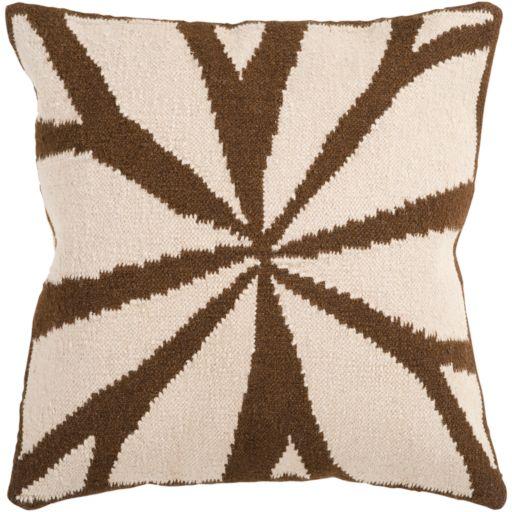 Artisan Weaver Lausanne Decorative Pillow - 18'' x 18''
