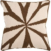 Artisan Weaver Lausanne Decorative Pillow - 22'' x 22''