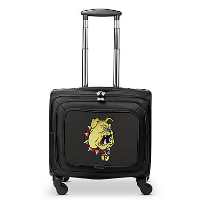 Ferris State University 16-in. Laptop Wheeled Business Case