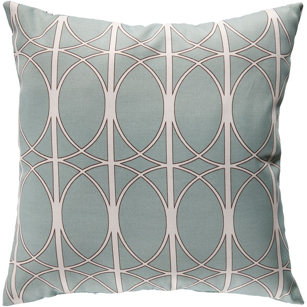 Artisan Weaver Belmont Outdoor Decorative Pillow - 22'' x 22''