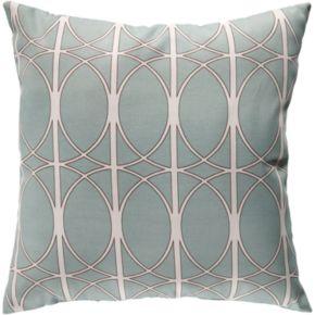 Artisan Weaver Belmont Outdoor Decorative Pillow - 22'' x 22''