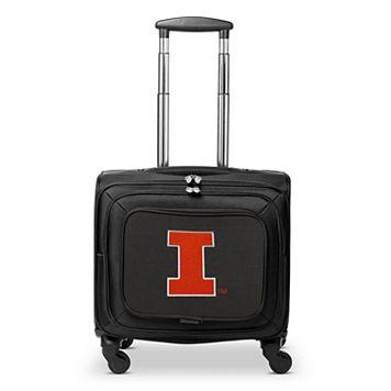 Illinois Fighting Illini 16-in. Laptop Wheeled Business Case