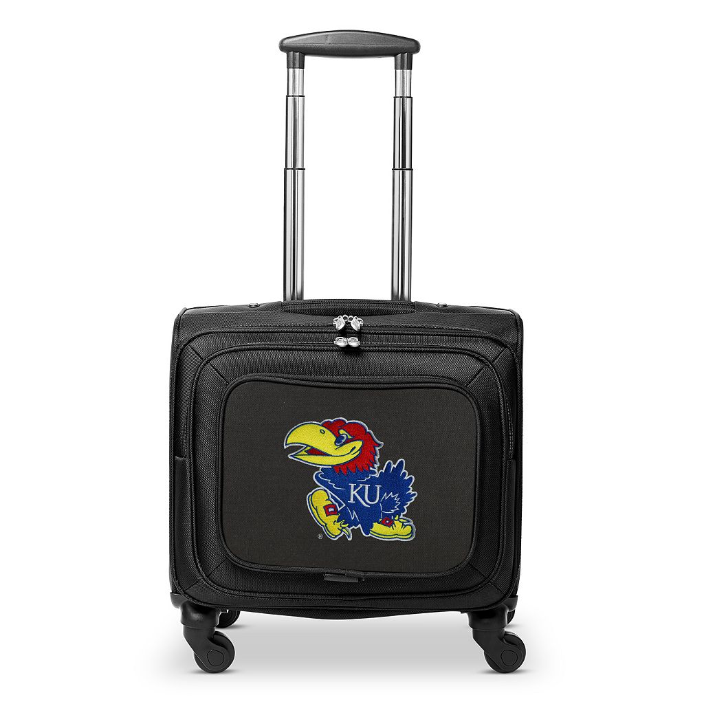 Kansas Jayhawks 16-in. Laptop Wheeled Business Case
