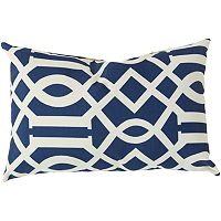 Artisan Weaver Berlin Outdoor Decorative Pillow - 13'' x 20''