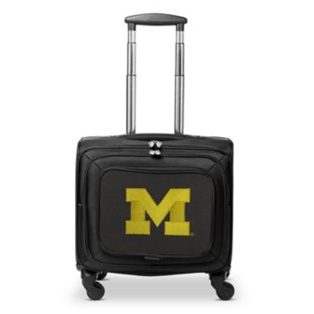 Michigan Wolverines 16-in. Laptop Wheeled Business Case