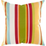 Artisan Weaver Beverly Outdoor Decorative Pillow - 18'' x 18''