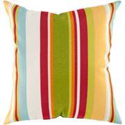 Artisan Weaver Beverly Outdoor Decorative Pillow - 18'' x 18''