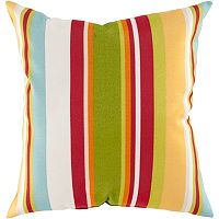 Artisan Weaver Beverly Outdoor Decorative Pillow - 22'' x 22''