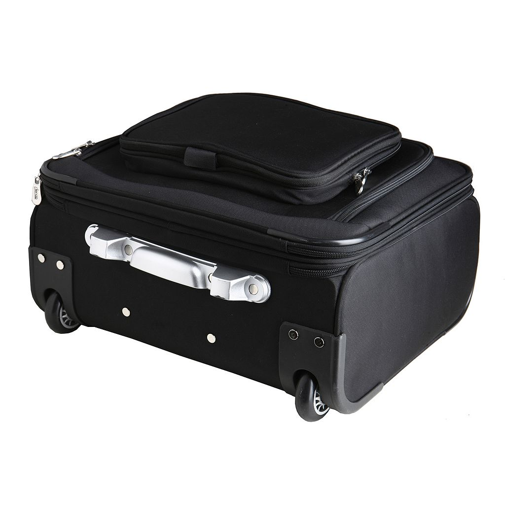 Missouri Tigers 16-in. Laptop Wheeled Business Case