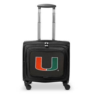 Miami Hurricanes 16-in. Laptop Wheeled Business Case