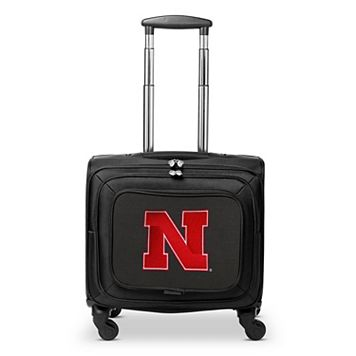 Nebraska Cornhuskers 16-in. Laptop Wheeled Business Case