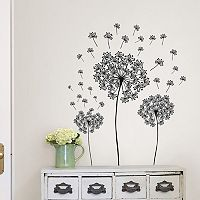 WallPops Dandelion Wall Decals