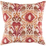Artisan Weaver Bolton Outdoor Decorative Pillow - 18'' x 18''