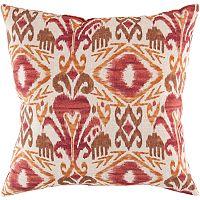 Artisan Weaver Bolton Outdoor Decorative Pillow - 18'' x 18''