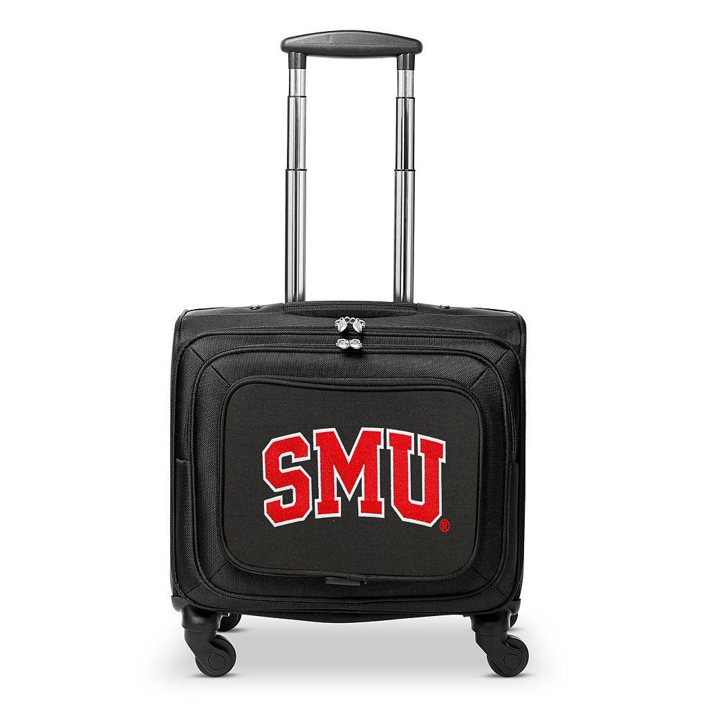 SMU Mustangs 16-inch Laptop Wheeled Business Case