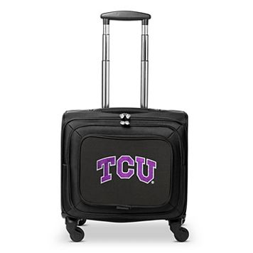 TCU Horned Frogs 16-inch Laptop Wheeled Business Case