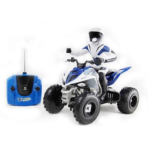 Kidz Tech Remote Control 1:6 Yamaha Raptor 700R ATV