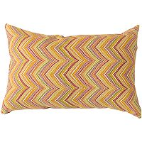 Artisan Weaver Boxborough Outdoor Decorative Pillow - 13'' x 20''