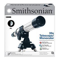 NSI Smithsonian 30x Telescope/Monocular