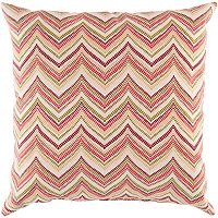 Artisan Weaver Boxborough Outdoor Decorative Pillow - 22'' x 22''