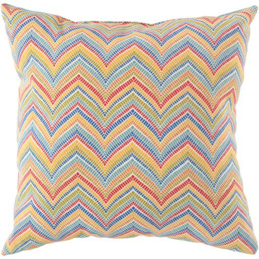 Artisan Weaver Boxborough Outdoor Decorative Pillow - 22'' x 22''